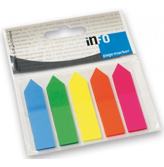 Info Toxo 5x12x50 Bookmarks (125F)