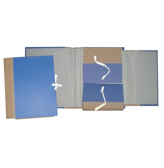 Φάκελος Αρχείου με Κορδόνι και αυτιά 25x35cm