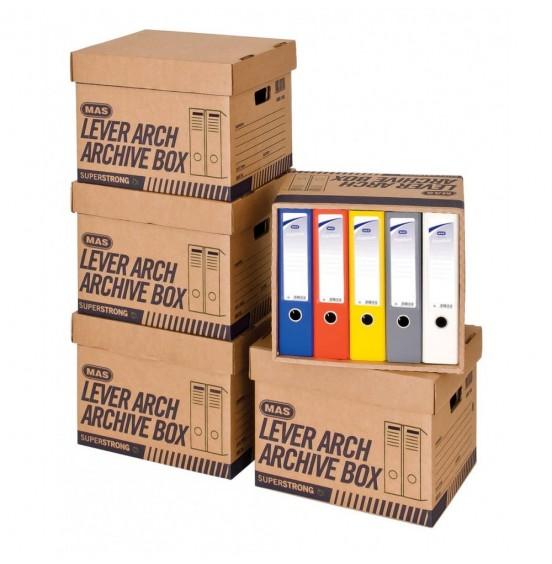 Kουτί Αρχειοθέτησης Με Καπάκι 40,5x34x31cm