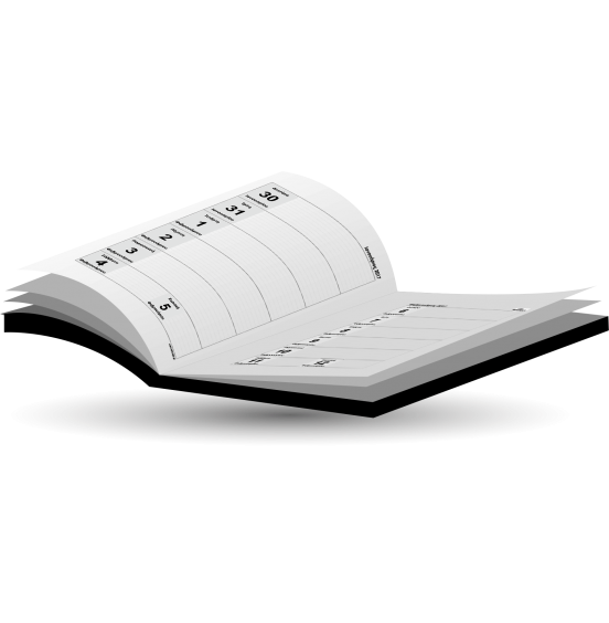 Ημερολόγιο Πενταετίας, 17Χ24cm (art copy & paper) 2022-2026