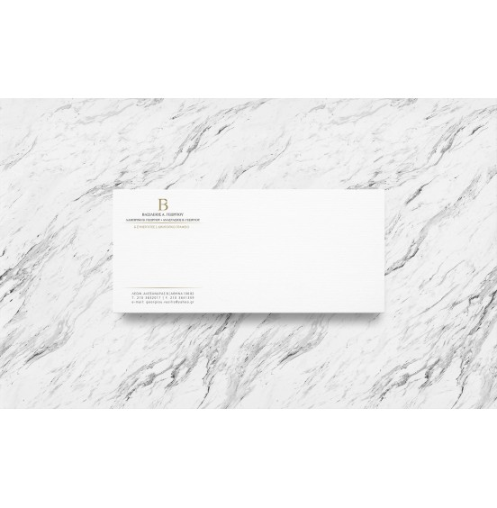 Personalized Mail Envelope