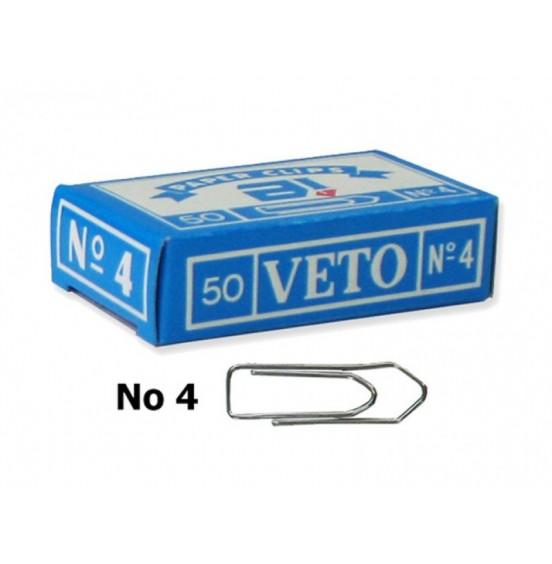 Paper Clips Veto No.4