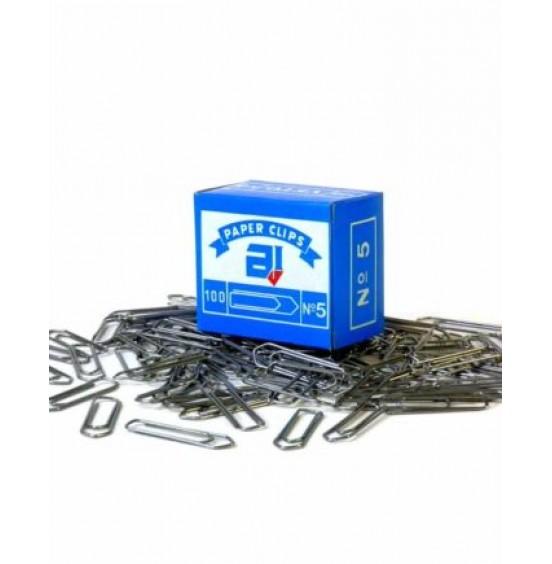 Συνδετήρες Veto No.5 100τμχ