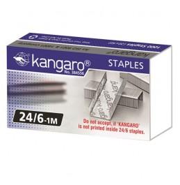 Σύρματα Συρραπτικού Kangaro 24/6-1M