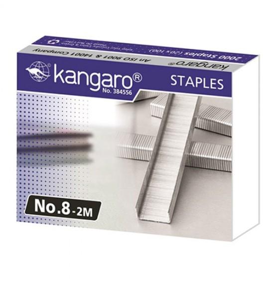 Σύρματα Συρραπτικού Kangaro No.8