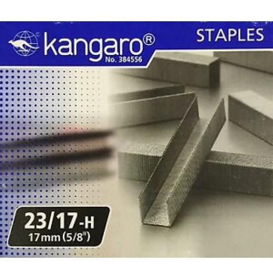 Σύρματα Συρραπτικού Kangaro 23/17-H