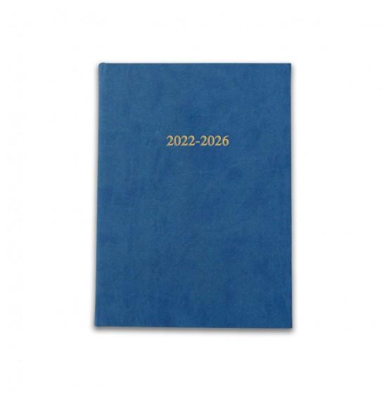 Ημερολόγιο Πενταετίας, Α4 (art copy & paper) 2022-2026