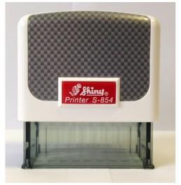 Σφραγίδα Shiny New Printer Line S-854 58mm x 22mm (Έως 6 Σειρές)