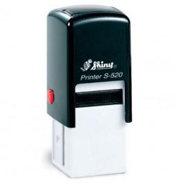 Σφραγίδα Shiny Printer Line S-520 20mm x 20mm (Tετράγωνη)