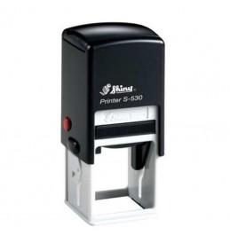 Σφραγίδα Shiny Printer Line S-530 32mm x 32mm (ΤΕΤΡΑΓΩΝΗ)