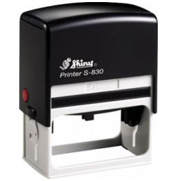Σφραγίδα Shiny Printer Line S-830 75mm x 28mm