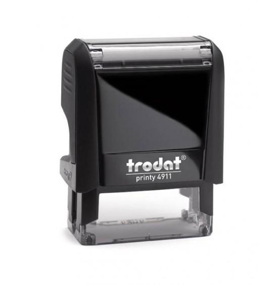 Σφραγίδα Τrodat 4911 38x14mm  (Έως 4 Σειρές)