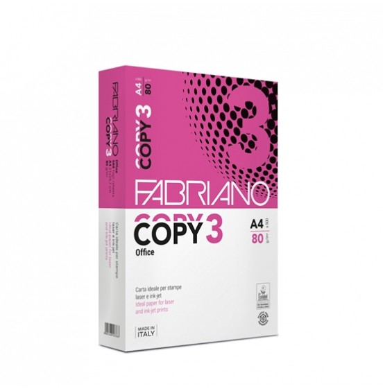 Fabriano 80gr (System 500F)