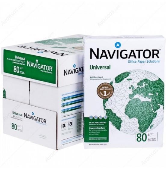 Paper A4 Navigator 80gr (System 500F)